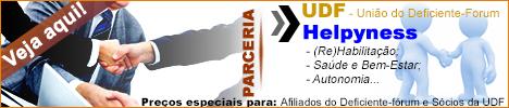 Parceira Helpyness e Deficiente-forum