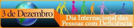 Dia Internacional das Pessoas com Deficiencia